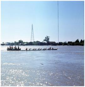 [Canoes on the Fraser River]