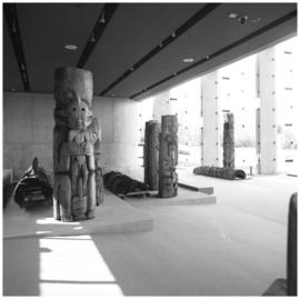 Museum of Anthropology, U.B.C., Vancouve