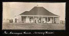 The Manager's House, Norway House