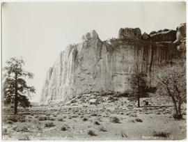 El Morro or Inscription Rock, N.M.