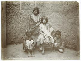 Group of Zuni Children