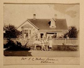 Mrs. E. C. Bakers (?) House, Victoria