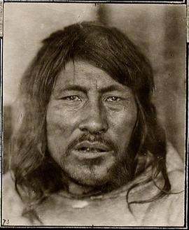 Inuit Man at Igluligaarjuk