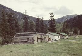Similkameen [log cabins]
