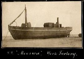"S.S. ""Mooswa,"" York Factory"