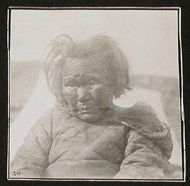 Inuit Woman at Kimmirut