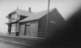 Morley train station