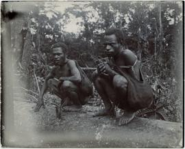 [Local men Marauke, Papua New Guinea]