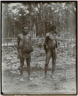 [Local men New Guinea]