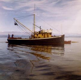 W.R. Lord fishing grounds