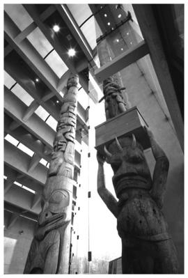 [Totem poles] and construction