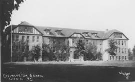 Coqualeetza Residential School in Sardis, Chilliwack, BC