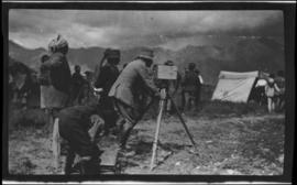 Capt. Noel Mt. Everest expeditions photographer 1922