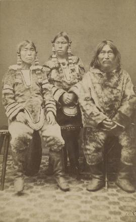 Family from Nakwah, Labrador