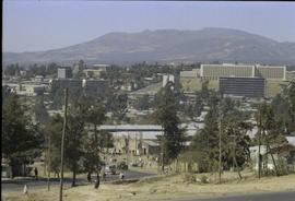 City in northern Ethiopia
