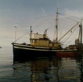 Cospak, fishing boat
