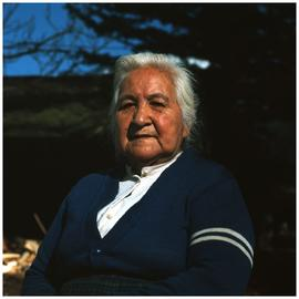Granny Peters, Peters Reserve, Sea Bird Island, Hope BC