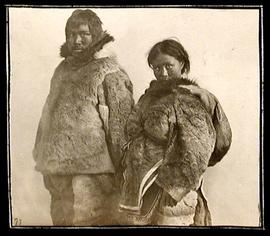 Inuit Man and Woman