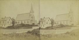 Mission house and church, Port Simpson