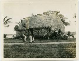 The house at Nausori [Fiji] [we both saw?]