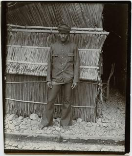 Convict (a Chinese [man]) [New Guinea]