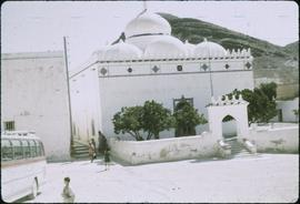 Mosque in Algerian desert
