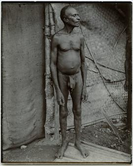[Man from ] Inland nation [New Guinea]