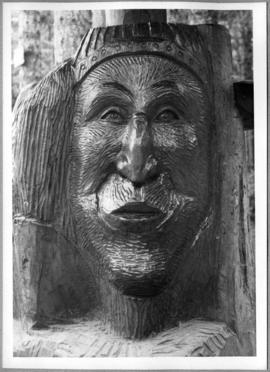 Face carving