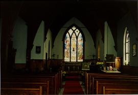 Interior church, view two