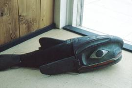 Old whale mask