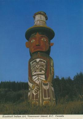 Kwakiutl Indian Art