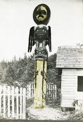 Totem - when birds were semi-human