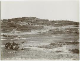 Zuni General View from S.W.