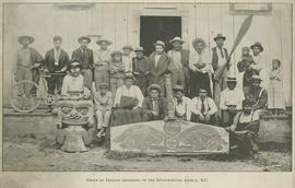 Group of Indians belonging to the Kwawkewlth Agency, B. C.