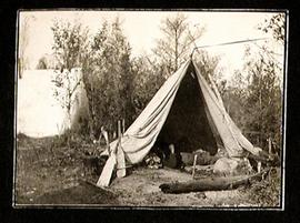 A Camp on the Hayes River