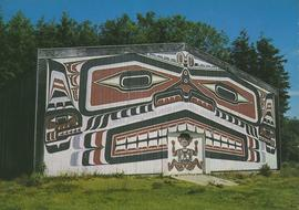 Traditional B. C. Coast Architecture