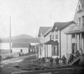 Indian Houses - Port Simpson