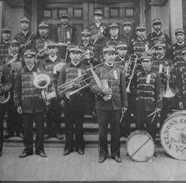 Port Simpson brass band