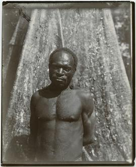 [Man from] Inland nation [New Guinea]