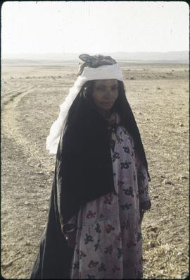 A bedouin lady