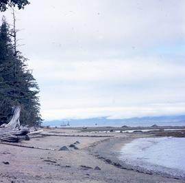 North Coast: [scenery], Tom Brown's cannon, Nowish Cove, Finlayson Channel, Klemtu, Myers Pass ro...
