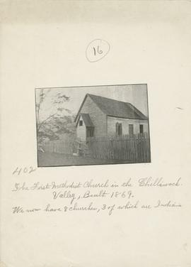 Methodist church, Chilliwack Valley, B. C.